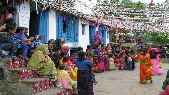 intWedding celebrations at Deora Village
