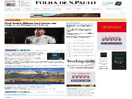 Folha - Patagônia André Mifano
